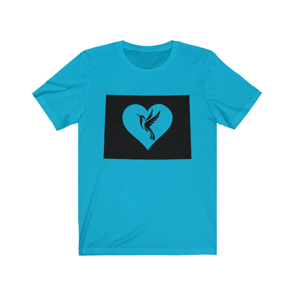 Colorado - Hummingbird Lover Tee