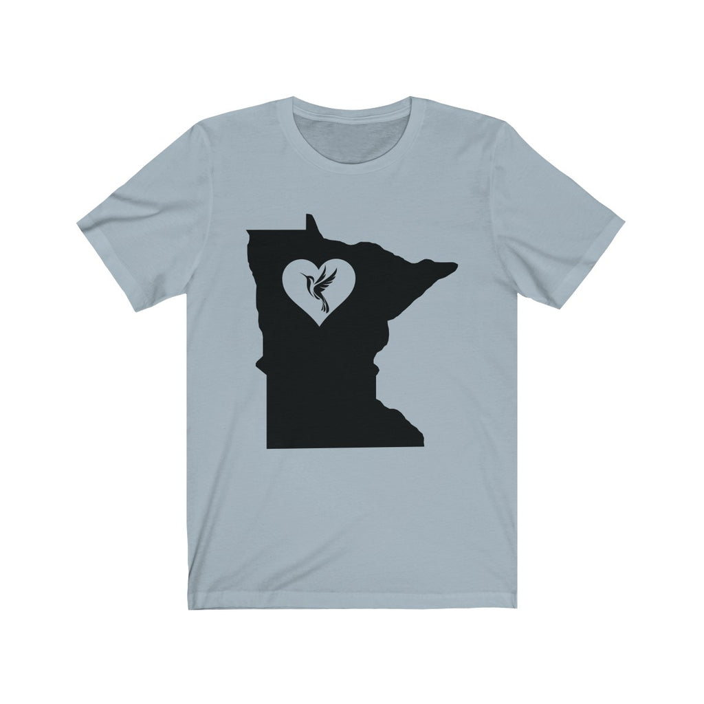 Minnesota - Hummingbird Lover Tee
