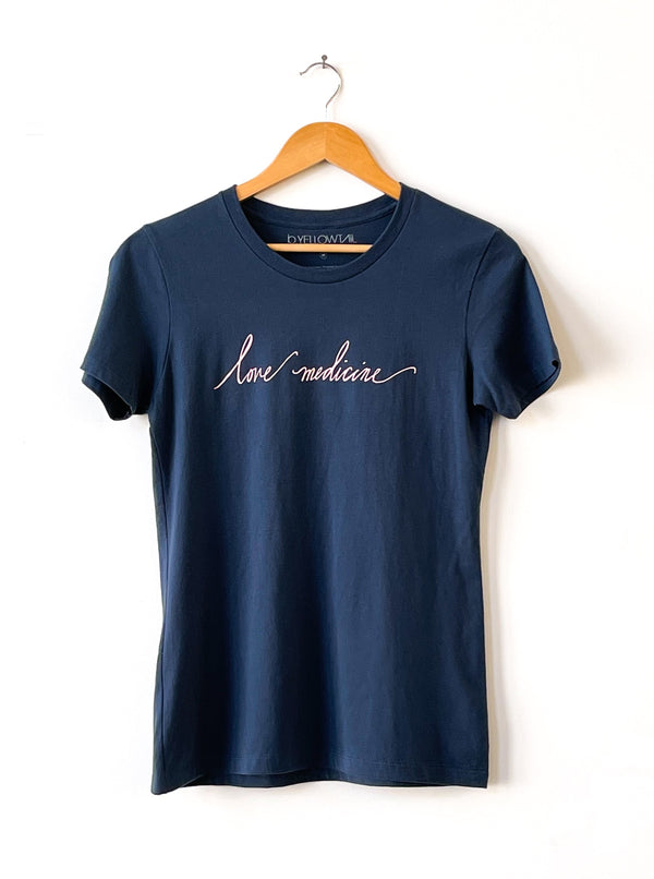 Love Medicine Tee - B.YELLOWTAIL