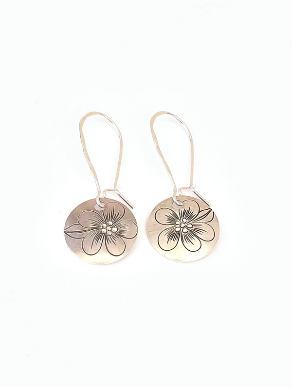 Forget-Me-Not Earrings - B.YELLOWTAIL