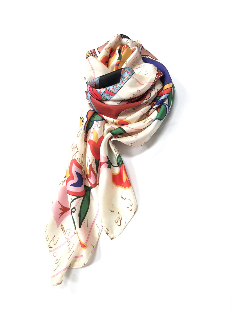 Matriarch Silk Scarf - PRE-ORDER ONLY