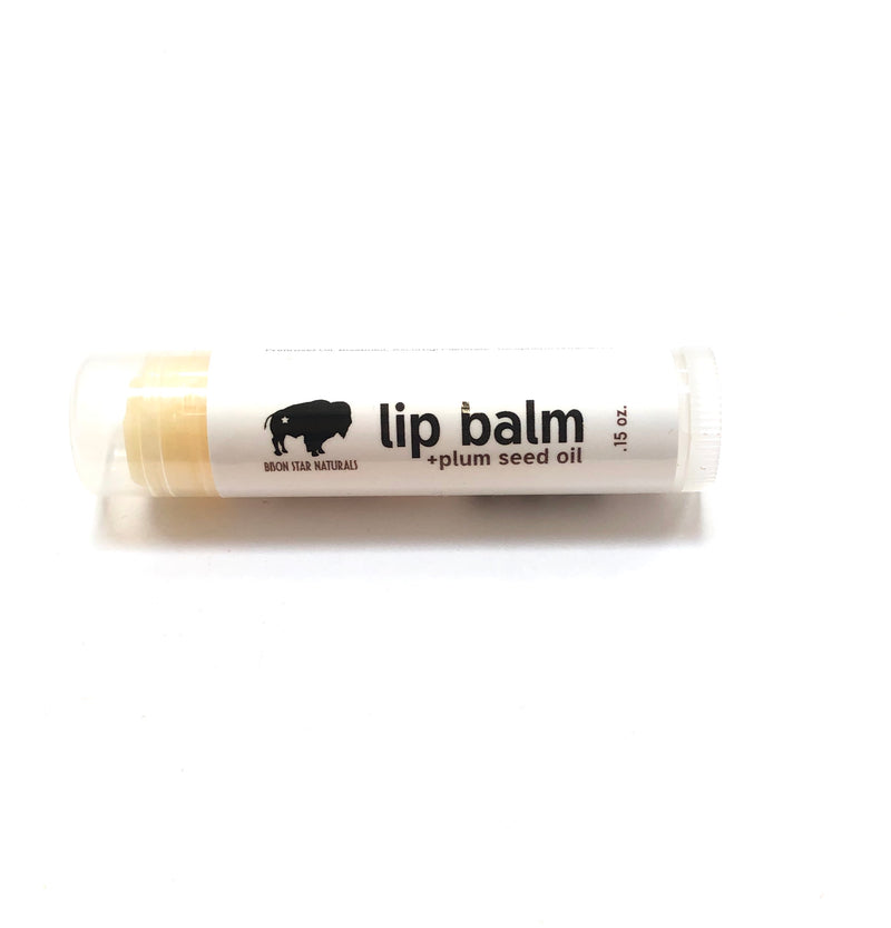 Bison Star Lip Balm - B.YELLOWTAIL