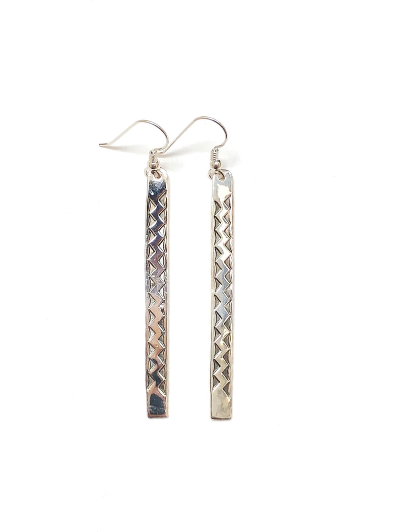 Lightning Bolt Earrings - B.YELLOWTAIL