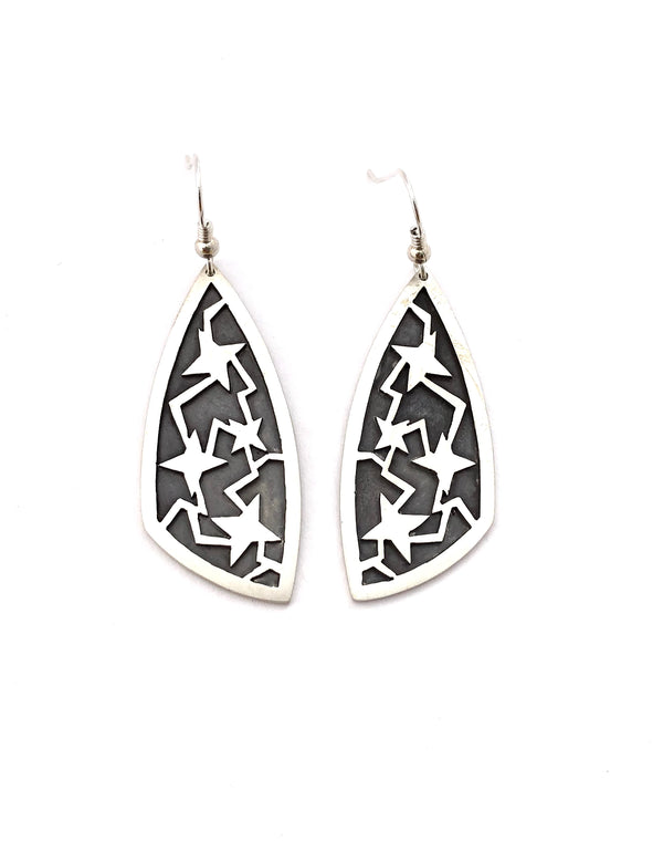 Stormy Night Earrings - B.YELLOWTAIL