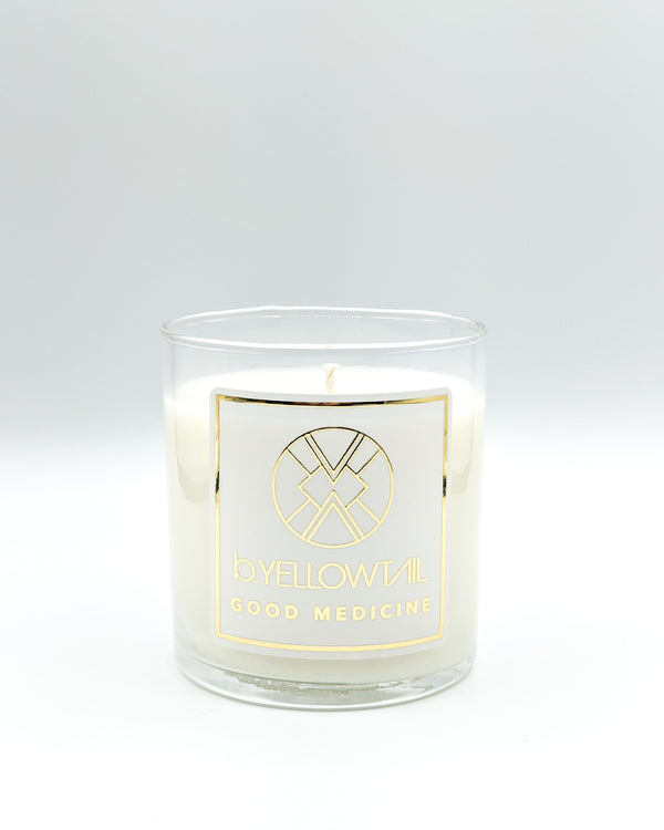 GOOD MEDICINE CANDLE - B.YELLOWTAIL