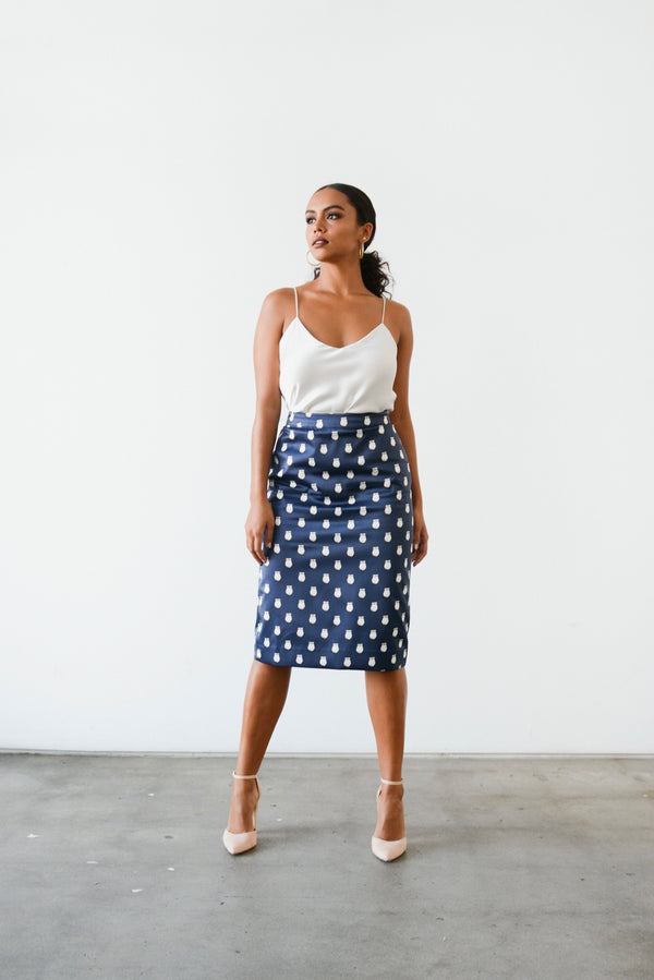 Future Chairwoman - pencil skirt - B.YELLOWTAIL
