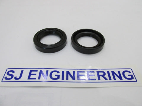 A75 Rocket 3 (1969-71)  Triumph T250, TR25W (1968)  FORK OIL SEALS 97-2641 65-5451 29-5313 (PAIR)