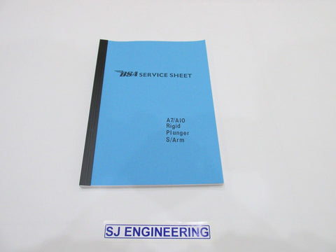 BSA A7 A10 WORKSHOP INSTRUCTION MANUAL