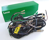 BSA C12 Genuine Lucas Wiring Harness FOR ALTERNATOR COIL IGNITION MODELS B3 LOOM