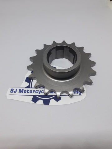 BSA C15 B40 GEARBOX SPROCKET 18 T TEETH 40-3122 1/2 X 5/16