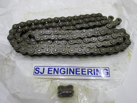 MOTORCYCLE DRIVE CHAIN SIZE 420 X 120 LINKS