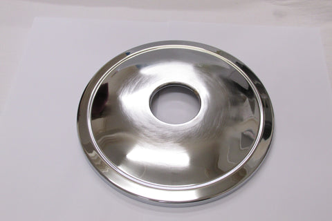 "BSA A7 A10 A65 Chrome front hub cover 42-5844 FITS 8"" FULL WIDTH HUB"