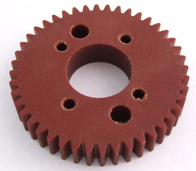 BSA A7 A10 MAGNETO FIBRE DRIVE GEAR 44 TEETH ADVANCE RETARD UNIT 47503