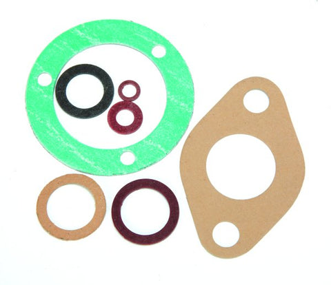 BSA BANTAM D5 D7 375 MONOBLOCK CARB GASKET KIT WITH WASHERS & O RINGS