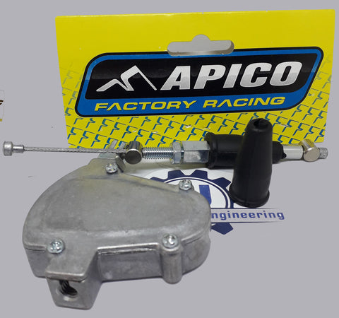 APICO UNIVERSAL EASY CLUTCH 3 WAY FOR MOTORCYCLE CLUTCH CABLES ROAD MX ENDURO TRIALS
