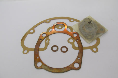 BSA B40 DECOKE GASKET SET 1961-1965 350CC UK MADEE