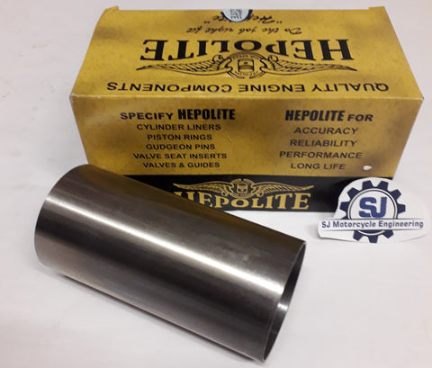 BSA A10 CYLINDER LINER 1950-1963 HEPOLITE FS2131 UK MADE