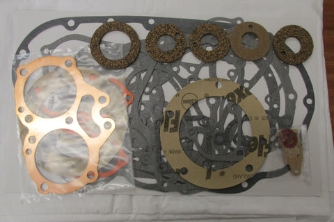 BSA A10 GOLDEN FLASH 1950-1963 FULL GASKET SET WITH COPPER HEAD GASKET