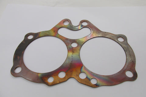 BSA A7 SOLID COPPER HEAD GASKET 67-0382 500CC TWIN