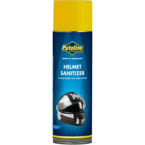 PUTOLINE HELMET SANITIZER / VISOR CLEANER / ODOUR REMOVER 500ML
