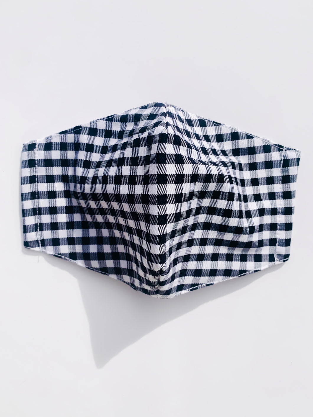 ADULT Plaid Mask