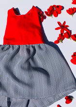 Load image into Gallery viewer, Sew in Love Rhylie Dress Retro Red