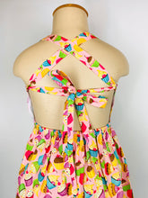 Load image into Gallery viewer, Rhylie Dress Crazy Cakes Pink