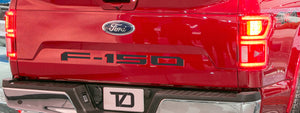 Ford F-150 Tailgate Decal Inserts