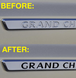 Premium Cast Vinyl Decals for 2011-2013 Grand Cherokee Doors - TVD Vinyl Decals