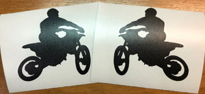 Premium Matte Black Cast Vinyl Lifestyle Decals For Tacoma/Tundra - TVD Vinyl Decals