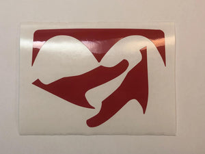 Premium Cast Vinyl Inlay Decals for 2015-2018 RAM 1500 Tailgate Emblem