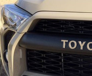 Premium Cast Vinyl Decals for 2015-2020 4Runner TRD PRO Grille - TVD Vinyl Decals