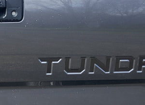 Reflective Vinyl Decals for 2014-2020 Tundra Tailgate - TVD Vinyl Decals