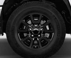 Premium Cast Vinyl Overlay Decals for 2014-2020 Tundra TRD Off Road Wheels - TVD Vinyl Decals