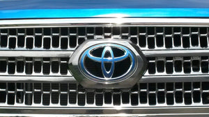 Premium Vinyl Grille Logo Inlay Decals for 2016-2017 Tacoma - TVD Vinyl Decals