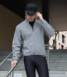 Spiro Full reflective Shower proof Jacket