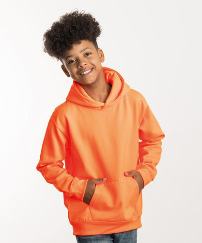 Kids Neon Hoodies
