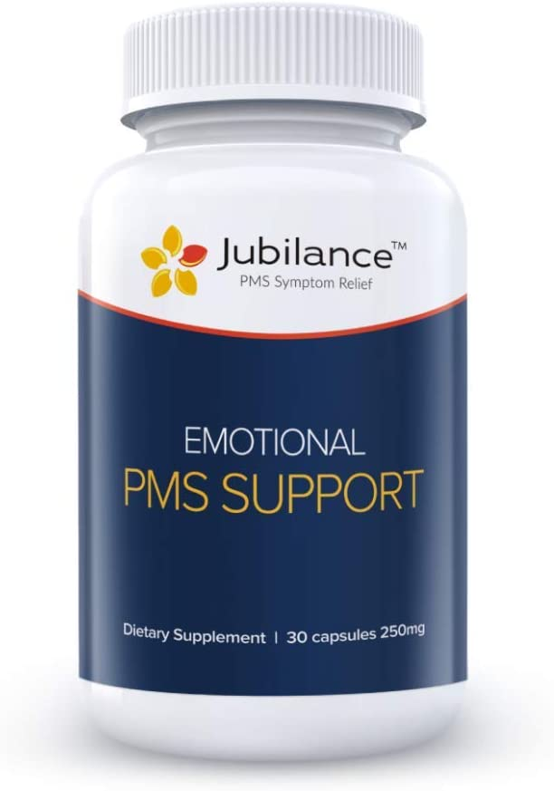 Jubilance - Clinically Proven Emotional PMS Relief - Contains Patented Oxaloacetate