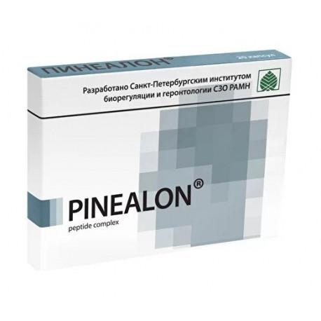 Brain Cell Bioregulator (Pinealon®) - 20 Caps