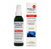 Brain Cell Worx Intraoral Spray Supplement - 3.75 FL Oz