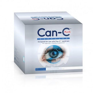 Can-C Plus Tablets - 90 Capsules
