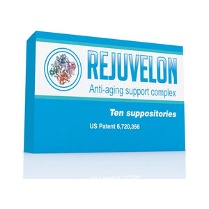 Rejuvelon: Antioxidant Support Complex (10 Suppositories)