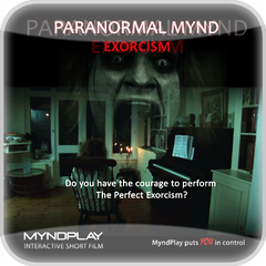 Paranormal Mynd: Exorcism