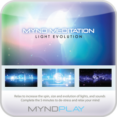 HD Mynd Meditation: Light Evolution