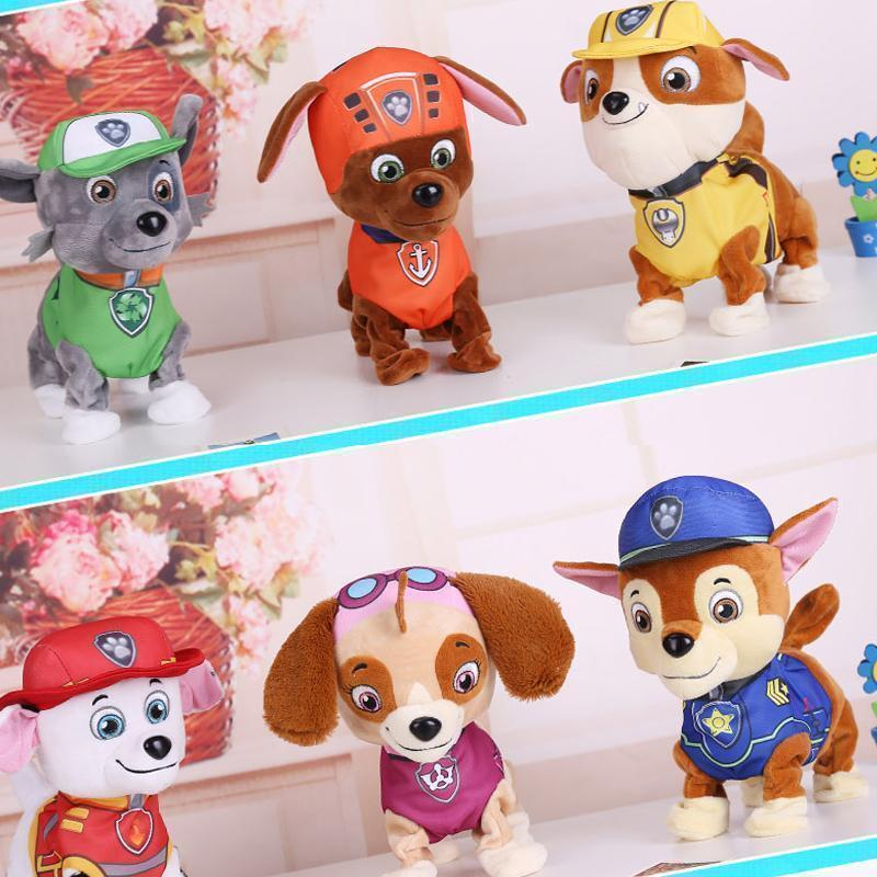 Singing & Dancing Paw Patrol Toys (New Years Gifts For Kids) - Graceasyi