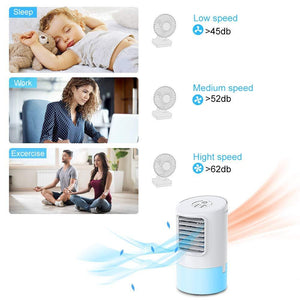 Portable Compact Personal Air Cooler