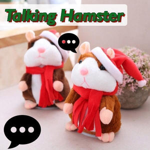 Talking Hamster - Graceasyi