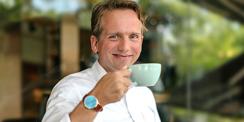 Anders Peter Juel Sauerberg, Founder and CEO of August Berg ​