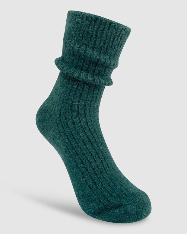 Cashmere Sock - Baby Pink 1