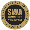 Champagne Cour Des Lys Sommelier Wine Award Gold